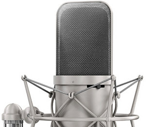 microphone - Copyright – Stock Photo / Register Mark